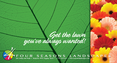 Landscaping Postcards | Landscaping Direct Mail Campaigns